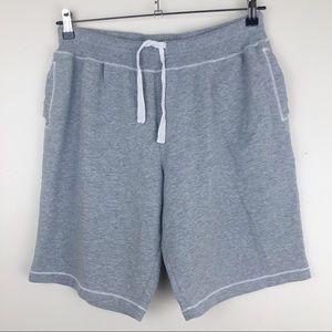 DKNY Sweat Shorts Athletic Shorts Bermuda Pockets